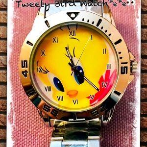 Accessories - New Tweety Bird Novelty Watch.